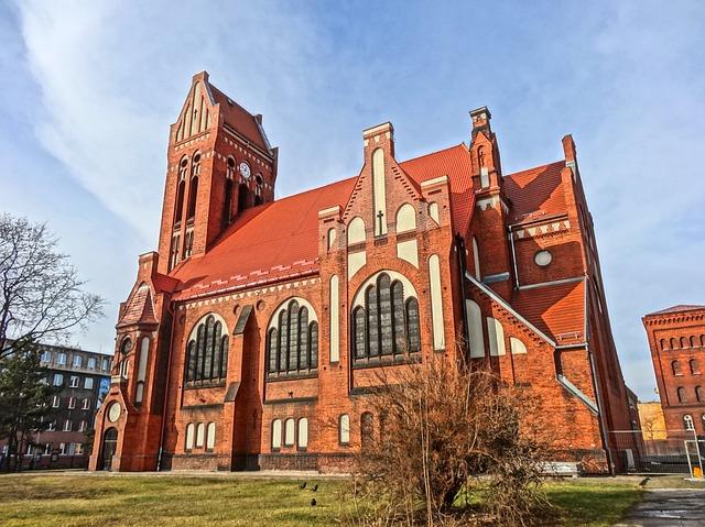 ビィドゴシチュの教会