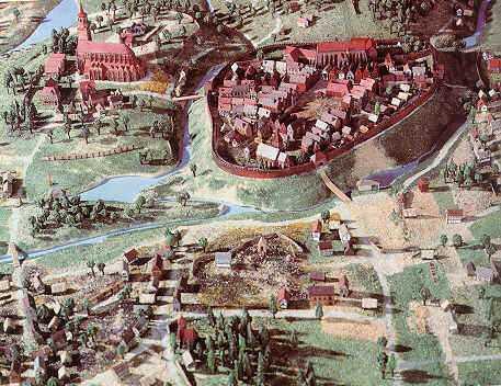 最初の首都グニェズノ