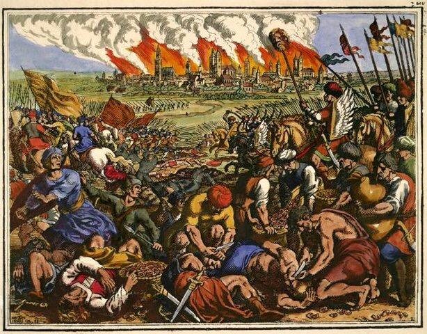 モンゴルのポーランド侵攻