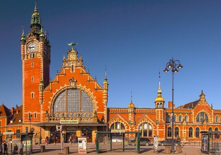 ヴロツワフ中央駅 Wrocław Główny