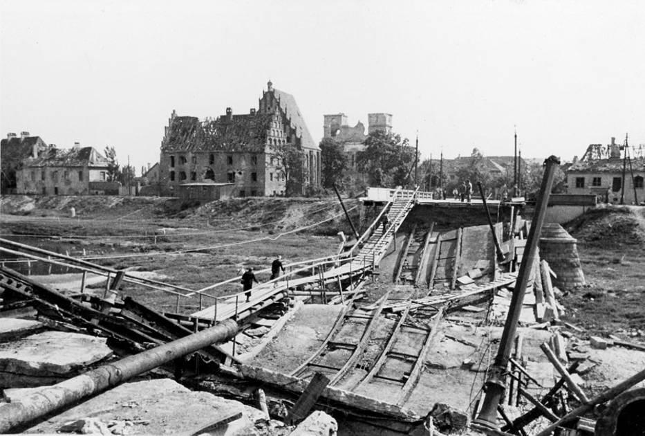 戦後のポズナン