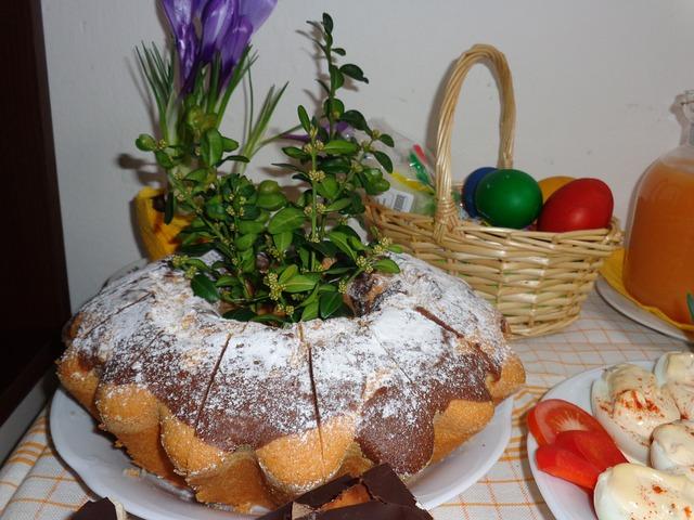 復活祭に備えて…