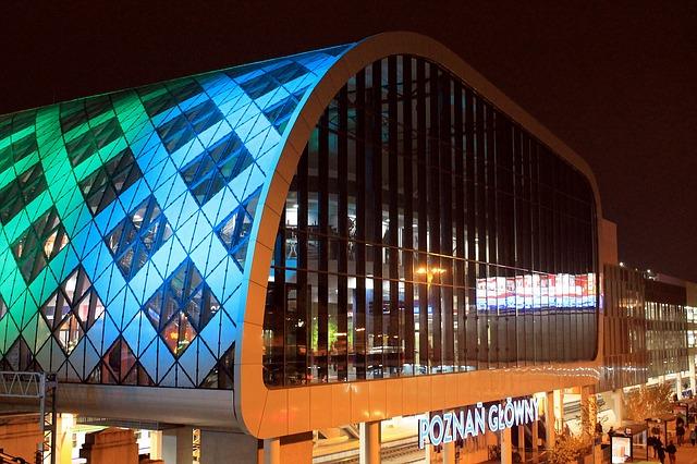 ポズナン中央駅