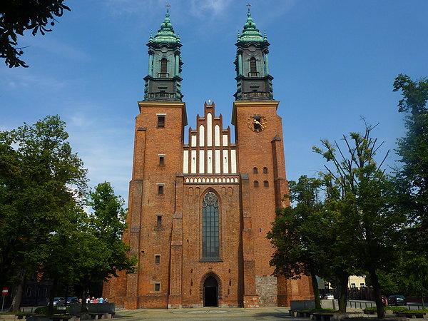 ポズナンの大聖堂