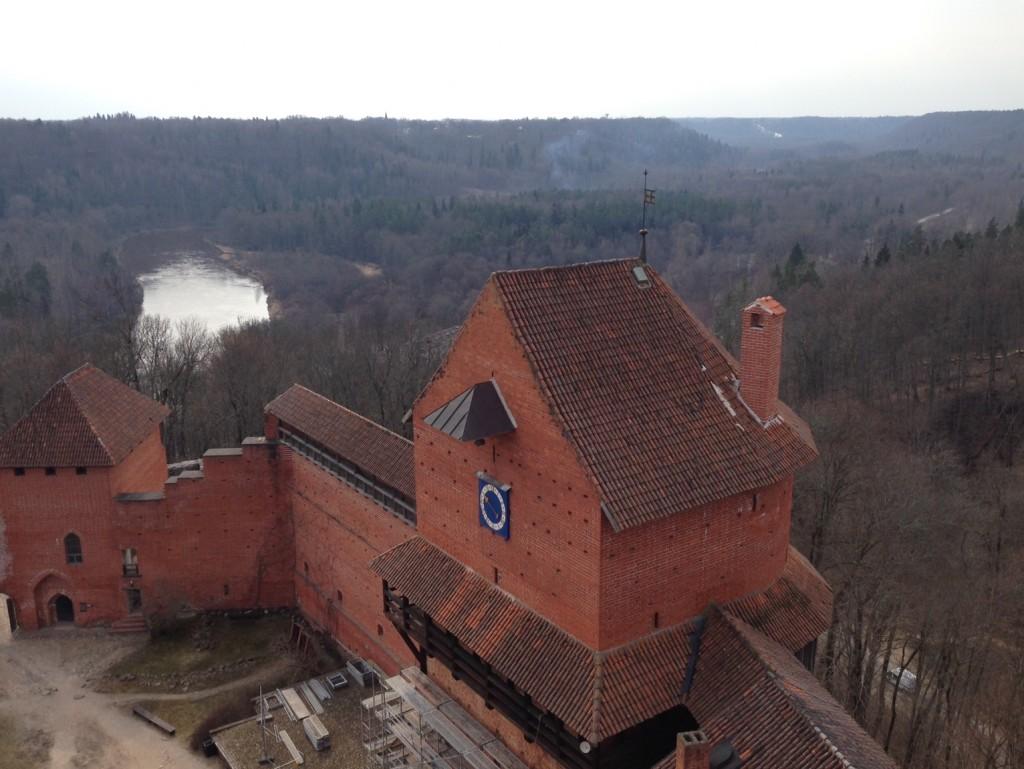 塔からの眺め1