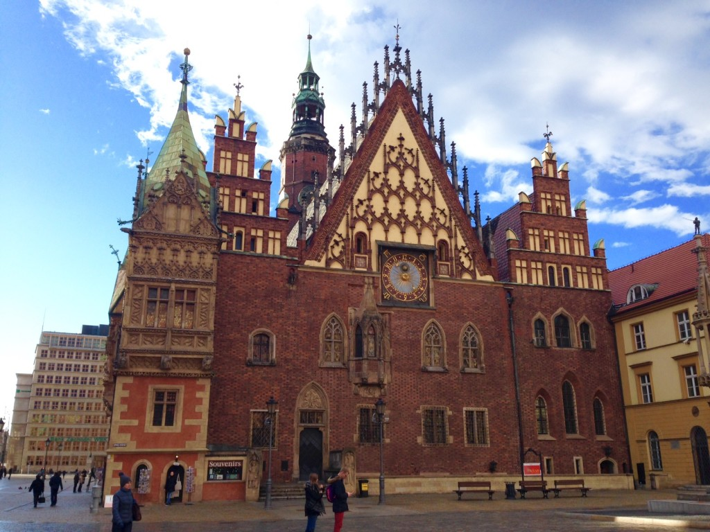 立派な旧市庁舎