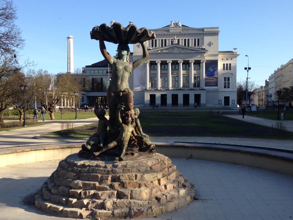 ラトビア国立オペラ劇場