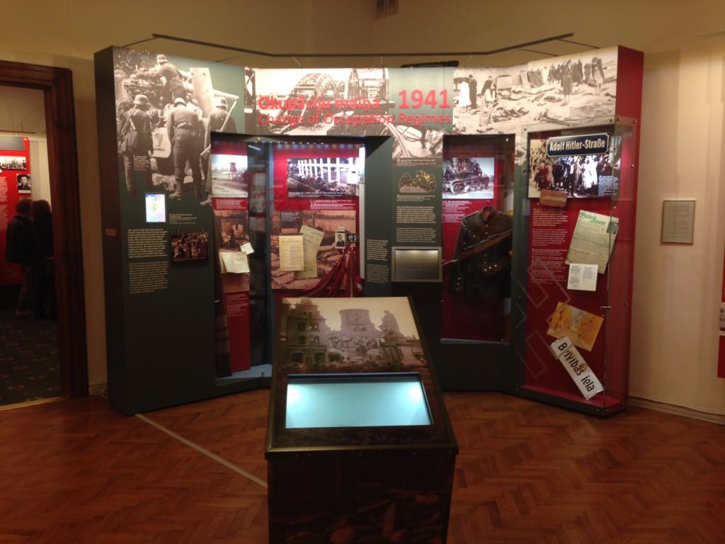 ラトビア占拠博物館