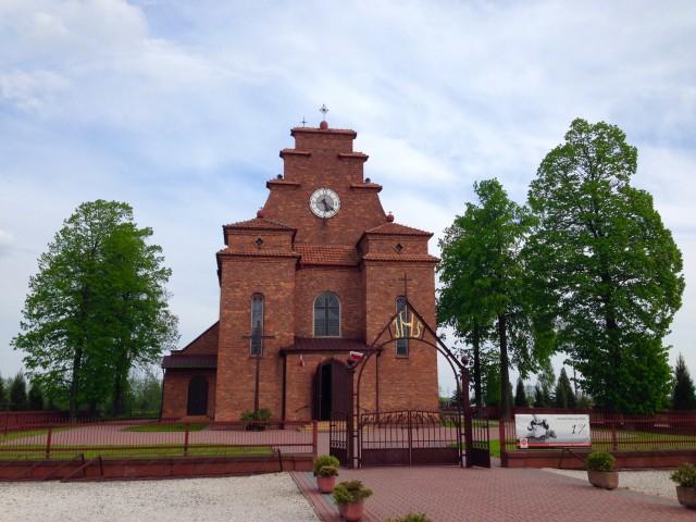 ザリピエ唯一の教会