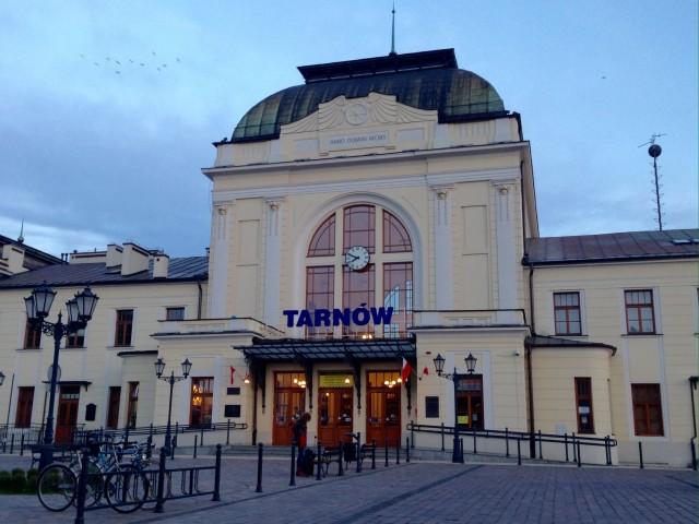 タルヌフ駅