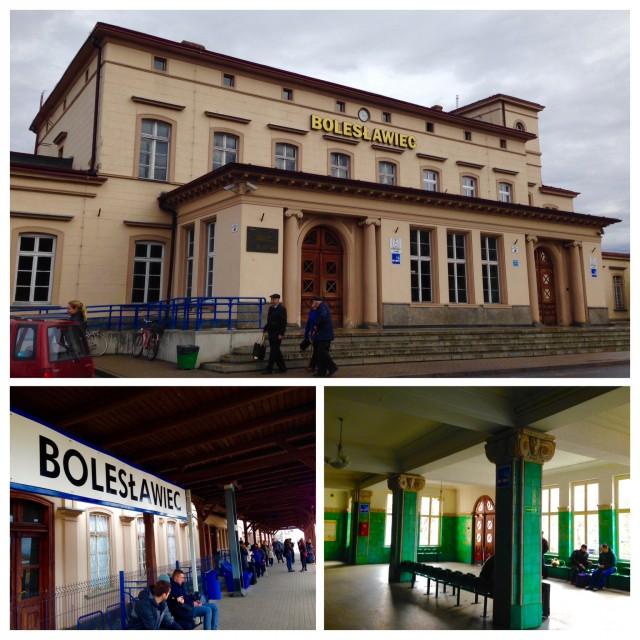 ボレスワヴィエツ駅