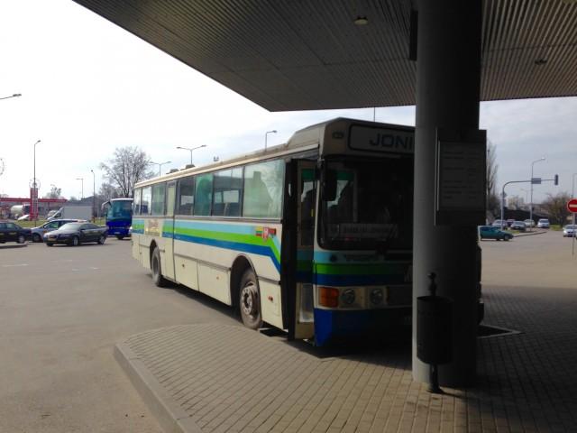 30年前の日本の市バス?