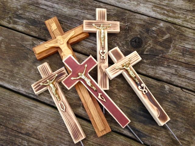十字架5本購入