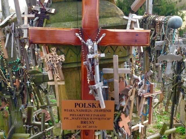ポーランドの十字架