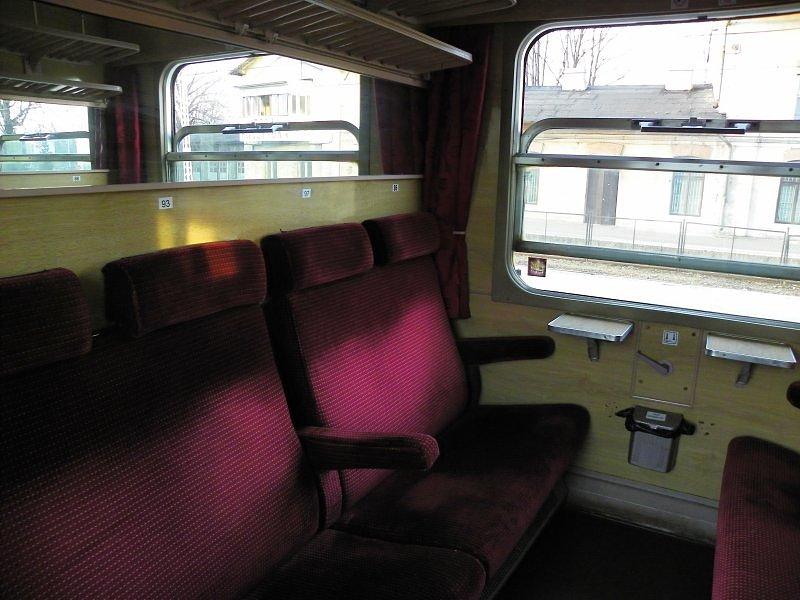 ガタガタうるさいTLK列車