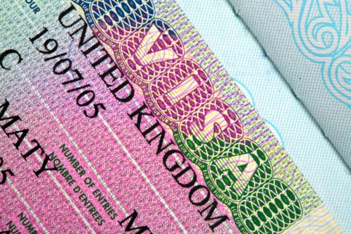 イギリスの労働ビザ