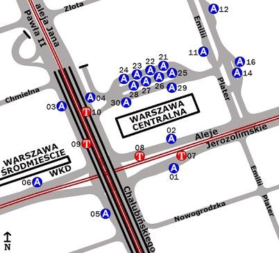 27とある所が519番のバス停
