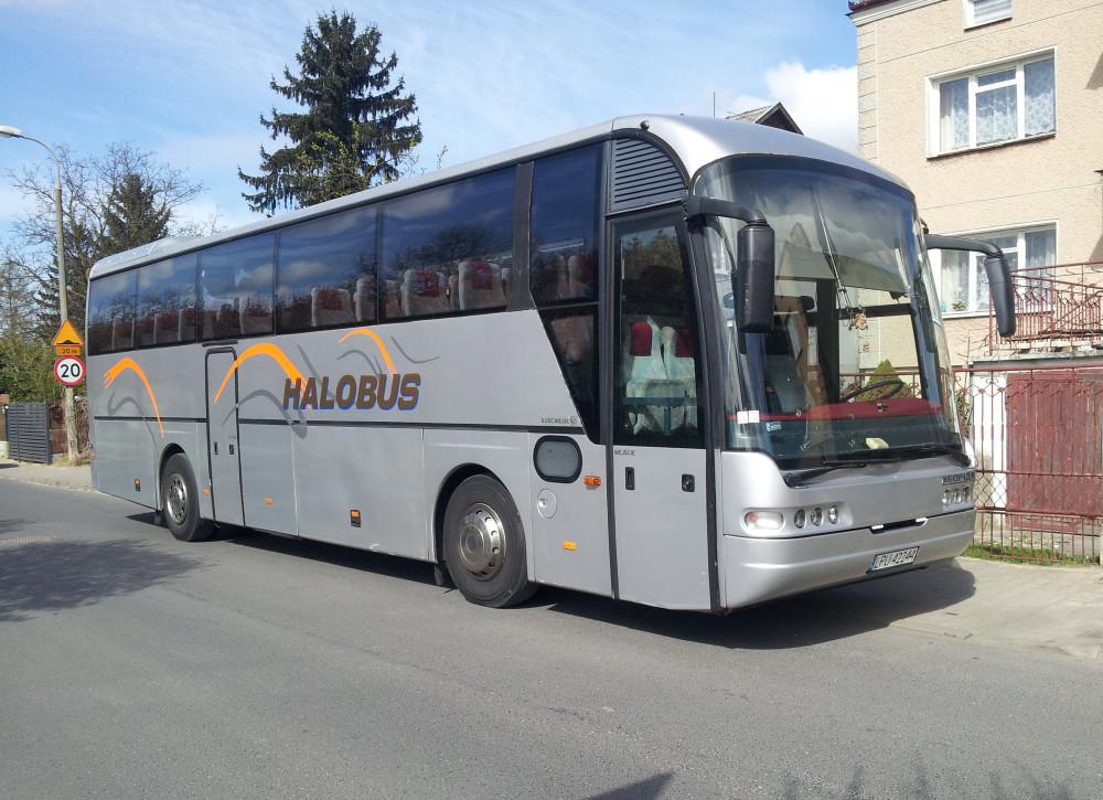引用 Halobus 公式サイト