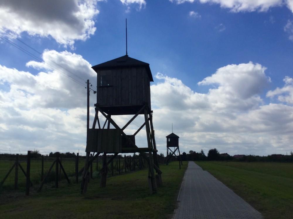 無数にあるようにも思える監視塔