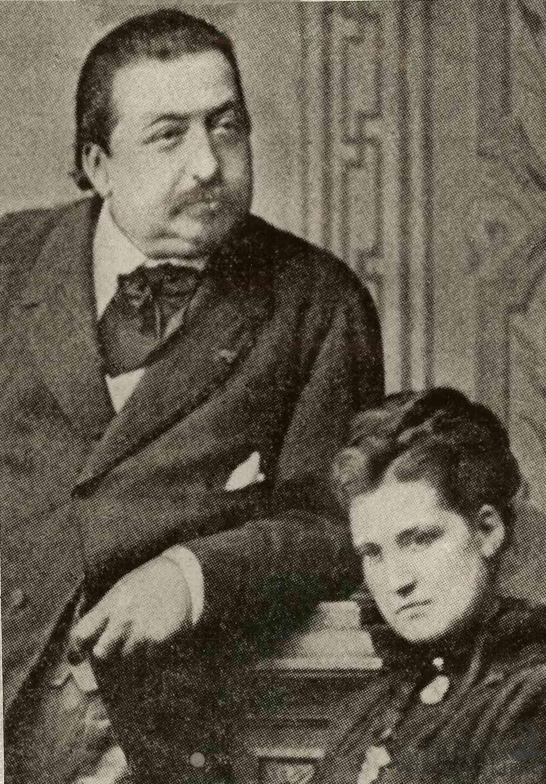 ヴィエニャフスキ夫妻