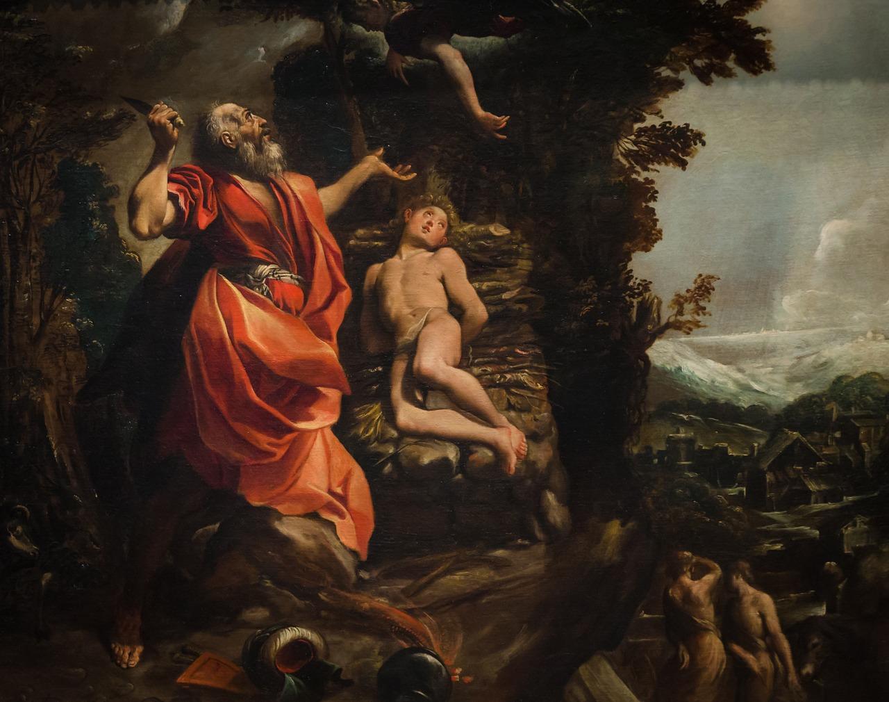 信仰の父、アブラハム
