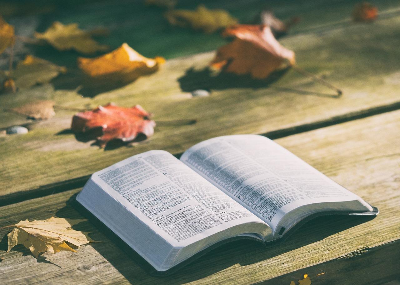 聖書の約7.5割を占める旧約聖書