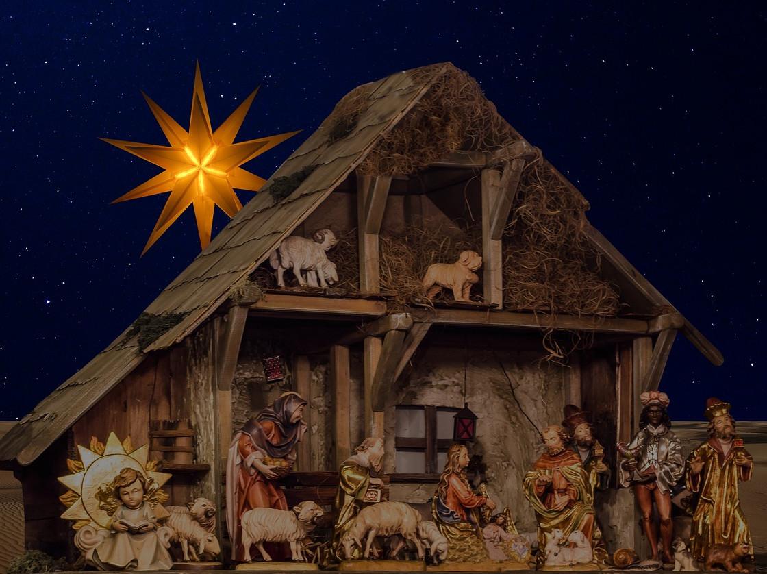 Christmas, Jesus