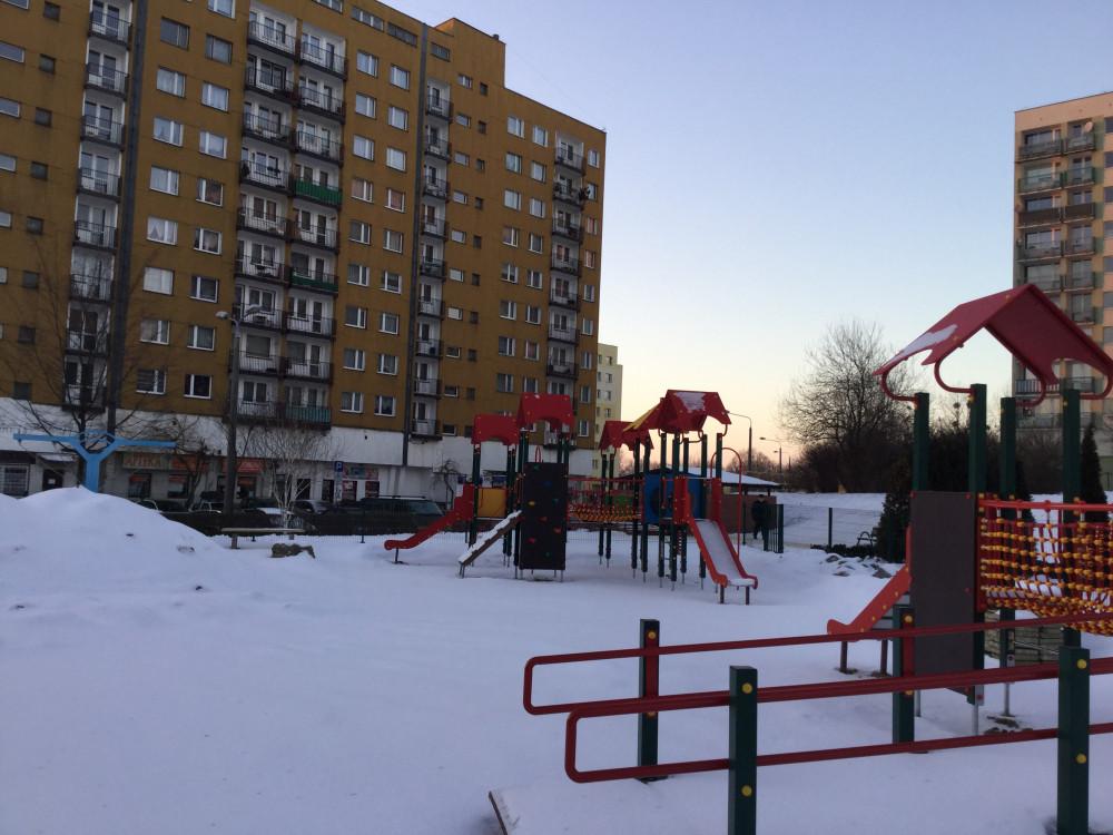 近所の公園には子どももいない
