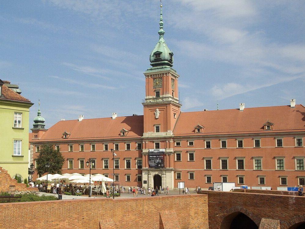 Zamek Królewski w Warszawie