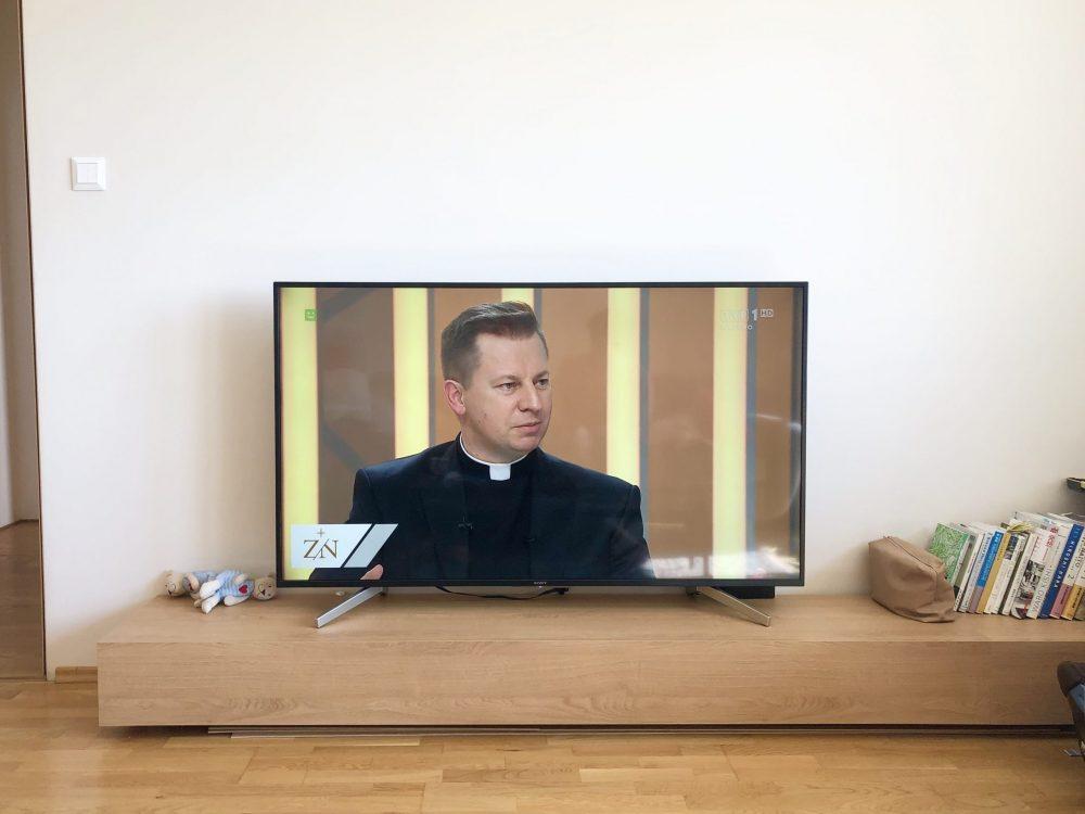 テレビでミサ