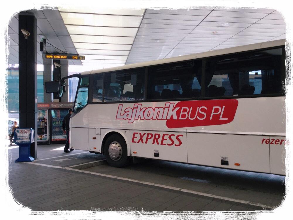 路線バス Lajkonik