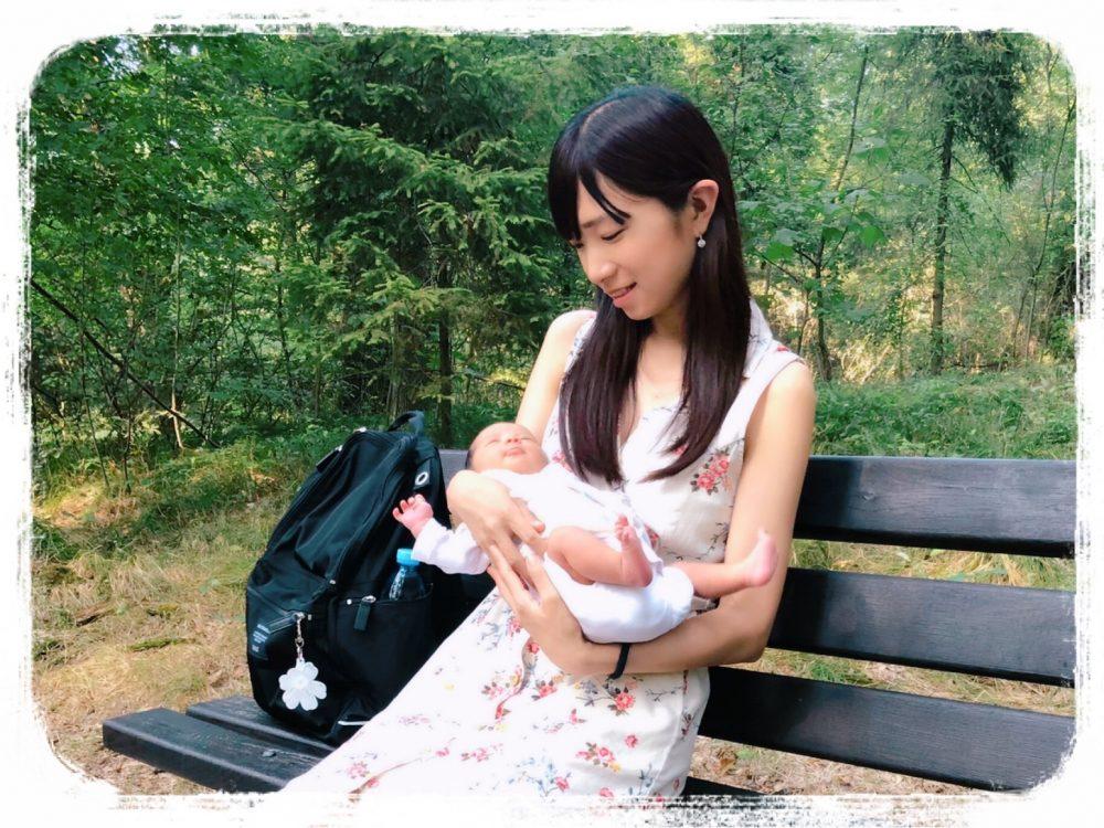 産後初の小旅行