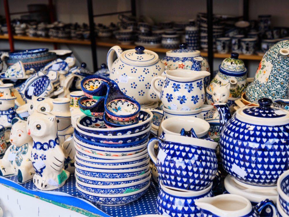 ボレスワヴィエツ陶器