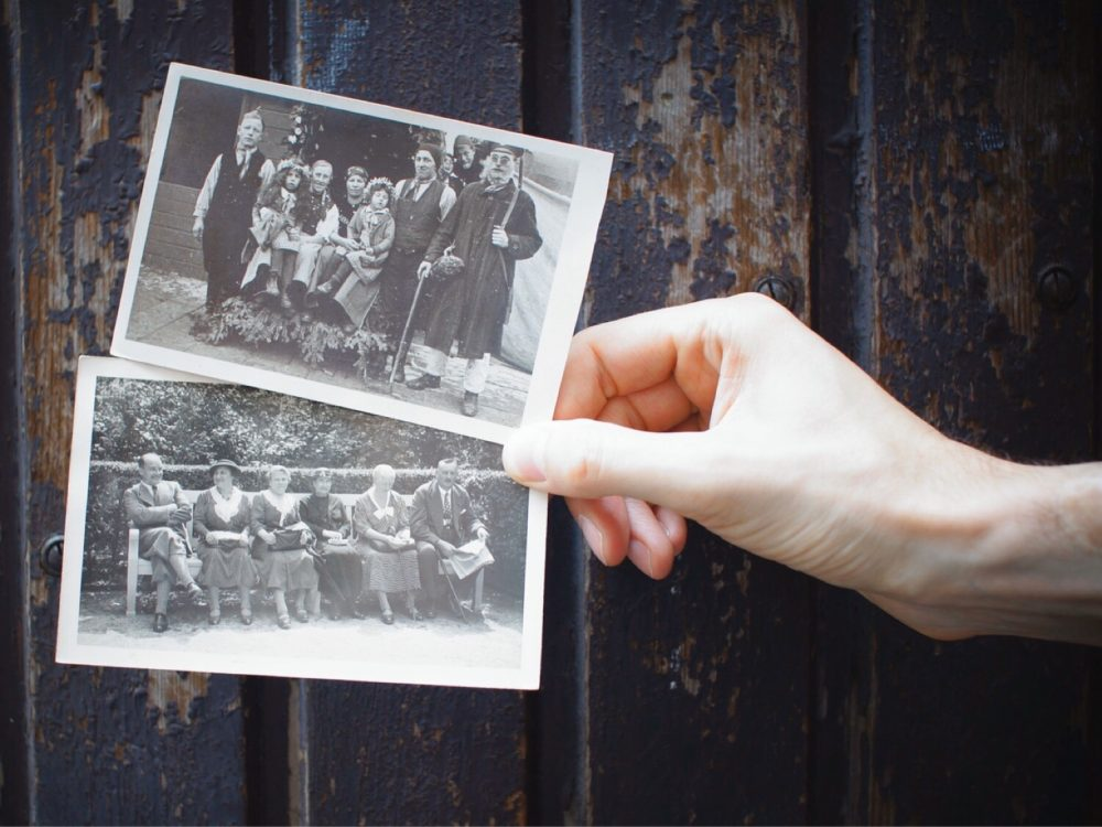 思い出の写真