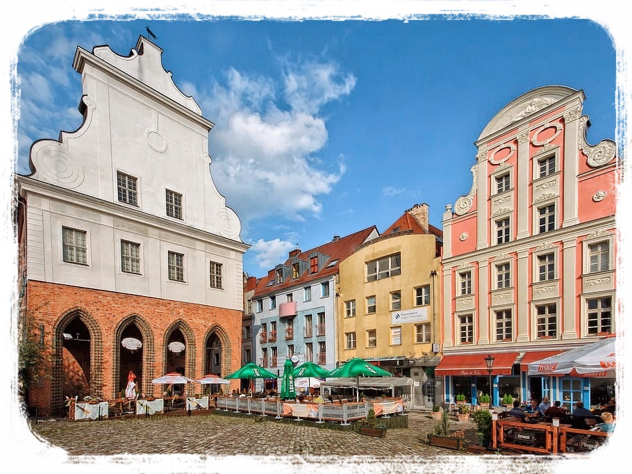 ポーランドの街