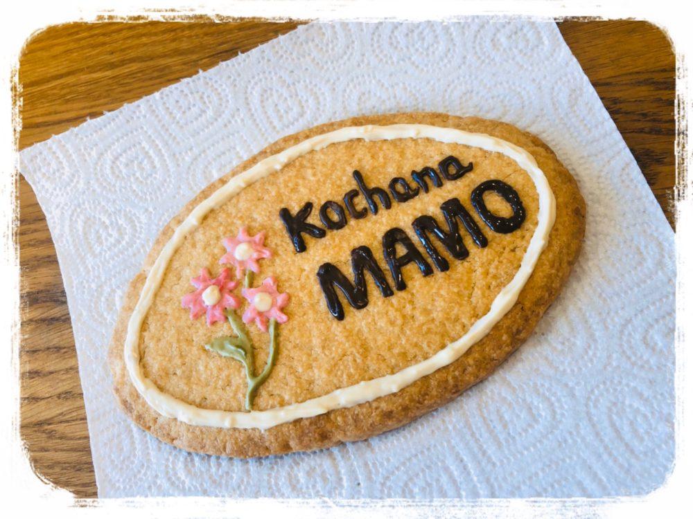 母の日のクッキー