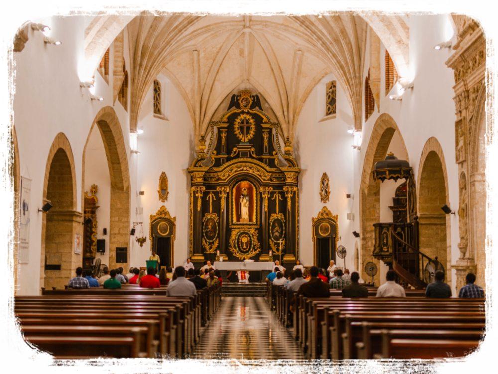 教会 ミサ